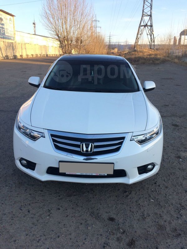 Honda Accord, 2012 год, 1 200 000 руб.