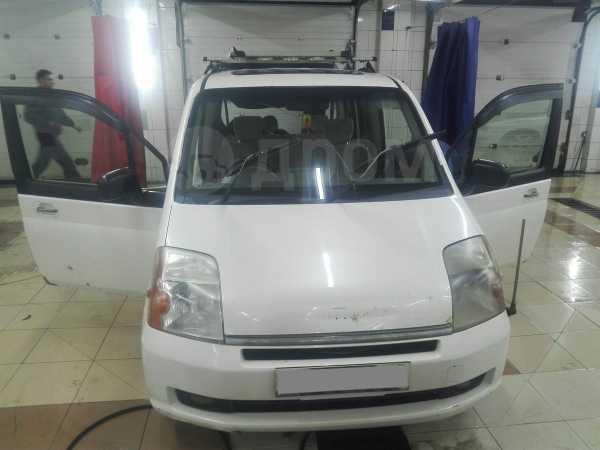 Honda Mobilio, 2002 год, 160 000 руб.