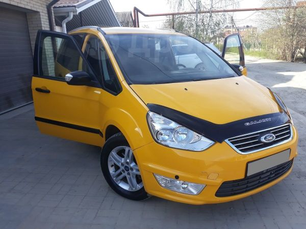 Ford Galaxy, 2013 год, 630 000 руб.