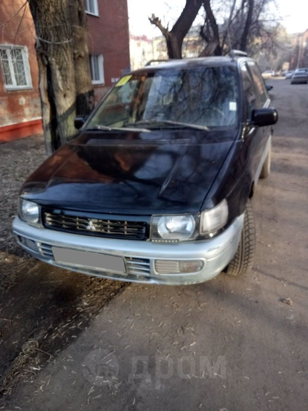 Mitsubishi Space Runner, 1992 год, 105 000 руб.