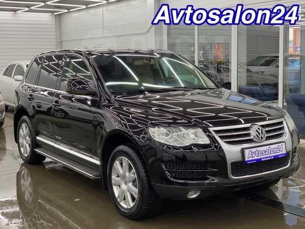 Volkswagen Touareg, 2008 год, 659 999 руб.
