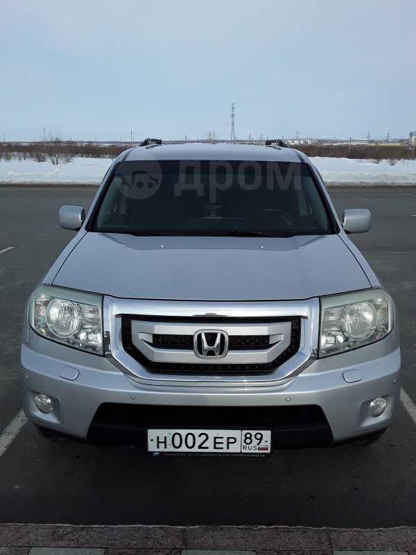 Honda Pilot, 2008 год, 870 000 руб.