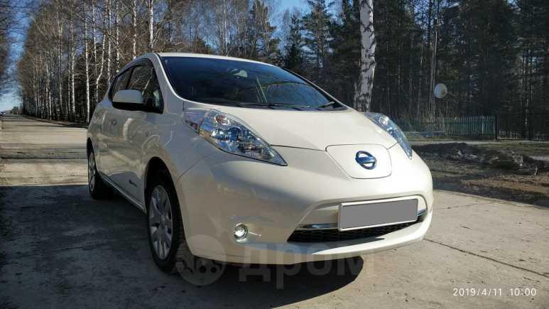 Nissan Leaf, 2014 год, 850 000 руб.