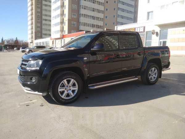Volkswagen Amarok, 2013 год, 1 440 000 руб.
