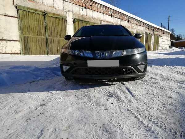 Honda Civic, 2008 год, 260 000 руб.