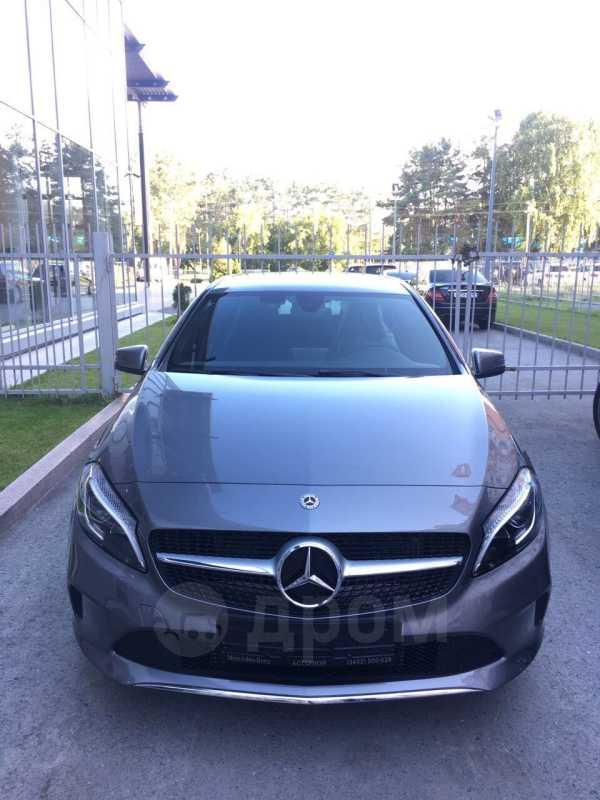 Mercedes-Benz A-Class, 2017 год, 1 390 000 руб.