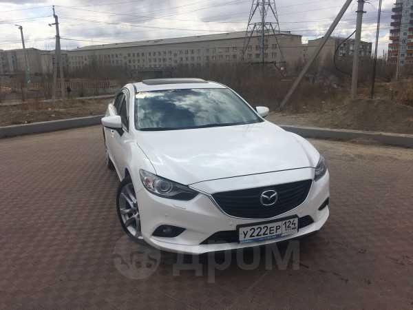 Mazda Mazda6, 2013 год, 1 135 000 руб.