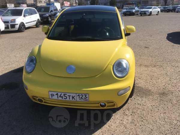 Volkswagen Beetle, 2002 год, 358 000 руб.