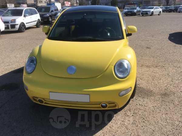 Volkswagen Beetle, 2002 год, 338 000 руб.