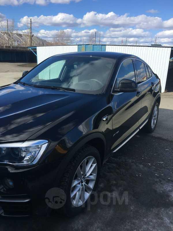BMW X4, 2017 год, 2 350 000 руб.