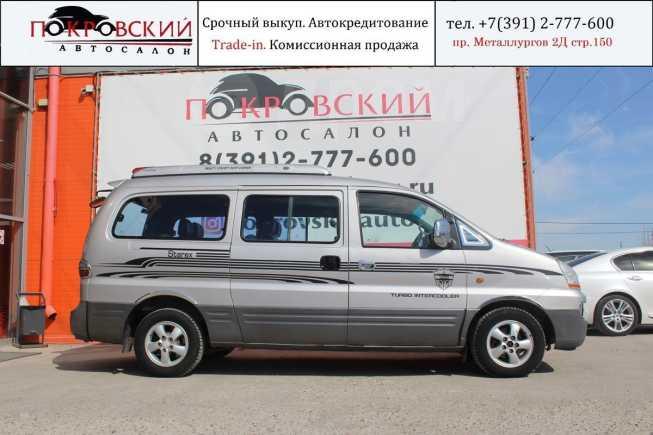 Hyundai Starex, 2007 год, 430 000 руб.