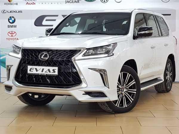 Lexus LX570, 2019 год, 7 706 000 руб.
