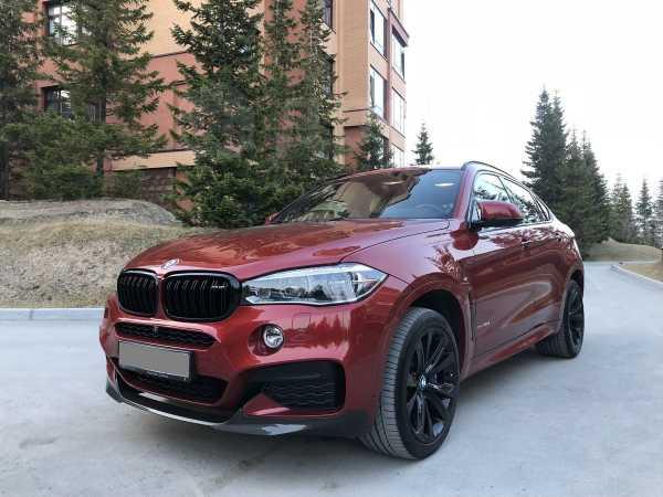 BMW X6, 2016 год, 4 130 000 руб.