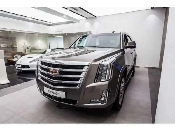 Cadillac Escalade, 2019 год, 5 939 900 руб.