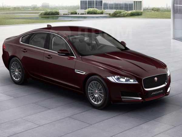 Jaguar XF, 2019 год, 4 491 000 руб.