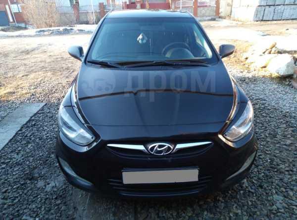 Hyundai Accent, 2012 год, 430 000 руб.