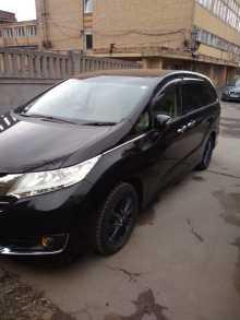 Москва Honda Odyssey 2014