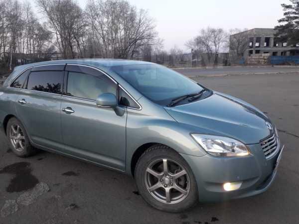 Toyota Mark X Zio, 2009 год, 750 000 руб.