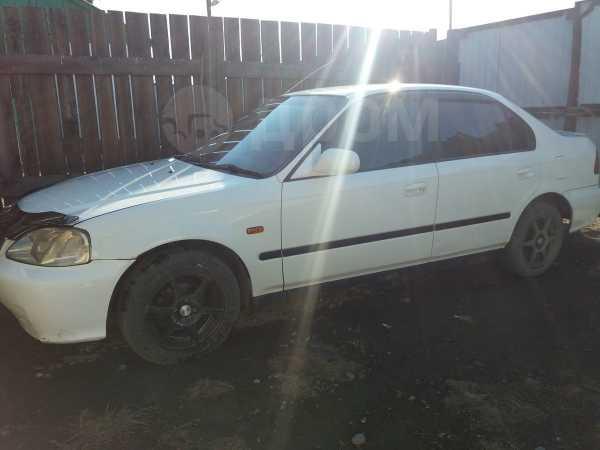 Honda Civic Ferio, 1999 год, 150 000 руб.