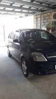 Opel Meriva, 2004 год, 220 000 руб.