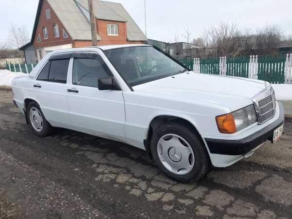 Mercedes-Benz 190, 1993 год, 110 000 руб.