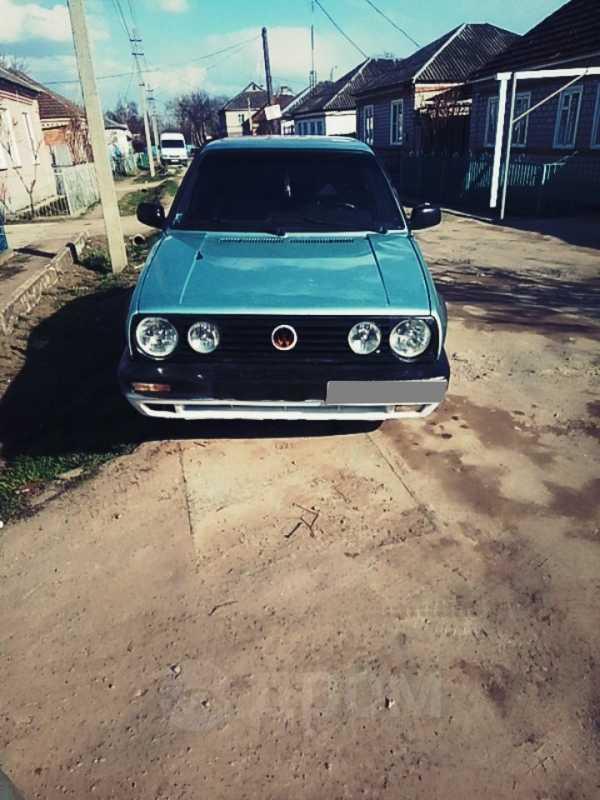 Volkswagen Golf, 1990 год, 60 000 руб.