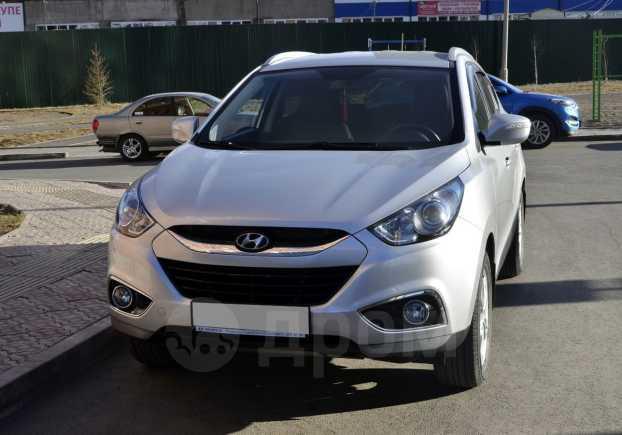 Hyundai ix35, 2013 год, 995 000 руб.