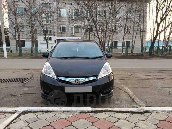 Honda Fit Shuttle, 2012 год, 499 000 руб.