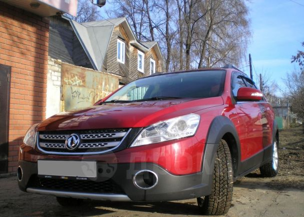 Dongfeng H30 Cross, 2015 год, 490 000 руб.