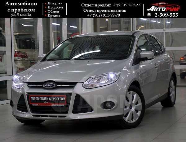 Ford Focus, 2013 год, 542 000 руб.