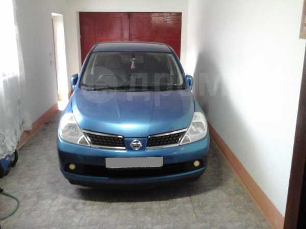 Nissan Tiida, 2004 год, 289 000 руб.