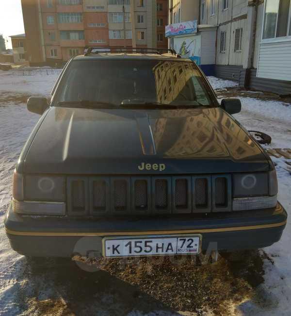 Jeep Grand Cherokee, 1993 год, 205 000 руб.