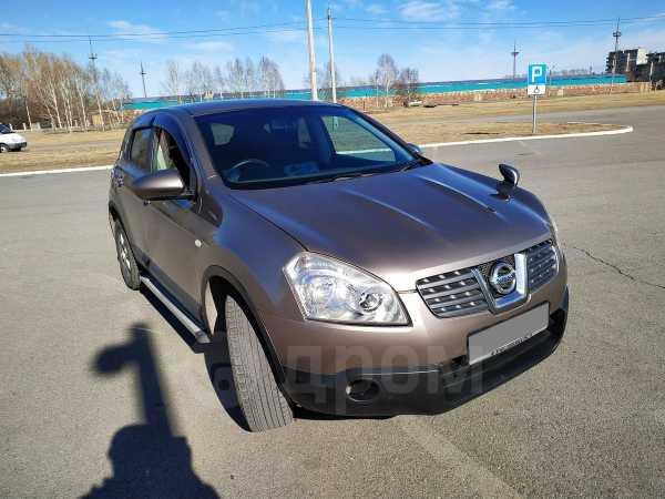 Nissan Dualis, 2007 год, 545 000 руб.