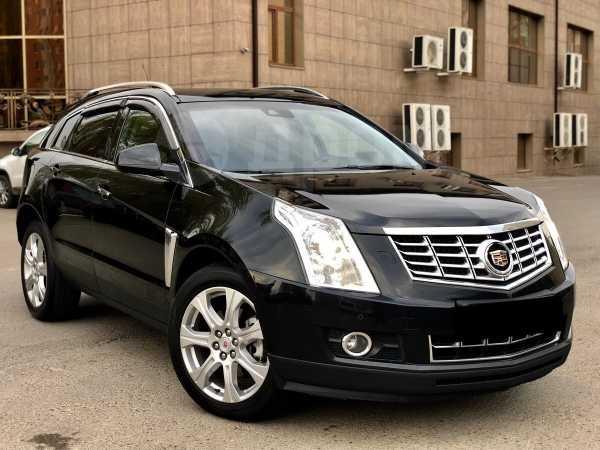 Cadillac SRX, 2013 год, 1 190 000 руб.