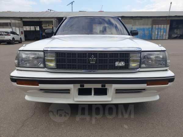 Toyota Crown, 1990 год, 1 020 000 руб.