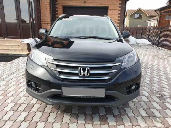 Honda CR-V, 2012 год, 1 240 000 руб.