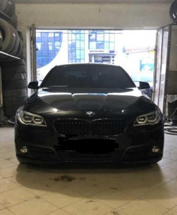 BMW 5-Series, 2016 год, 2 050 000 руб.