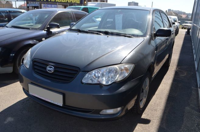 BYD F3, 2012 год, 350 000 руб.