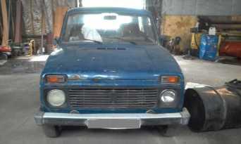 Комсомольск-на-Амуре 4x4 2121 Нива 2002