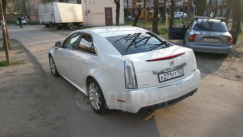 Cadillac CTS, 2011 год, 650 000 руб.