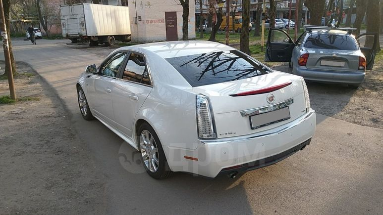 Cadillac CTS, 2011 год, 800 000 руб.