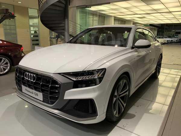 Audi Q8, 2018 год, 5 850 000 руб.