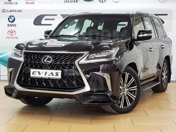 Lexus LX570, 2019 год, 7 490 000 руб.