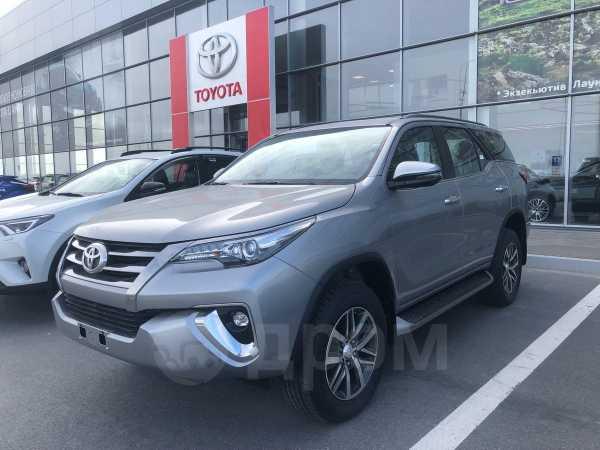Toyota Fortuner, 2018 год, 2 757 000 руб.