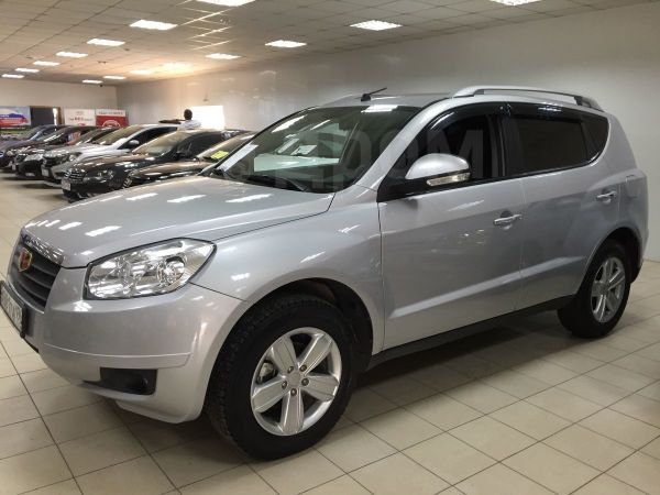 Geely Emgrand X7, 2014 год, 539 000 руб.