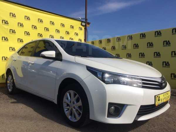 Toyota Corolla FX, 2014 год, 837 000 руб.