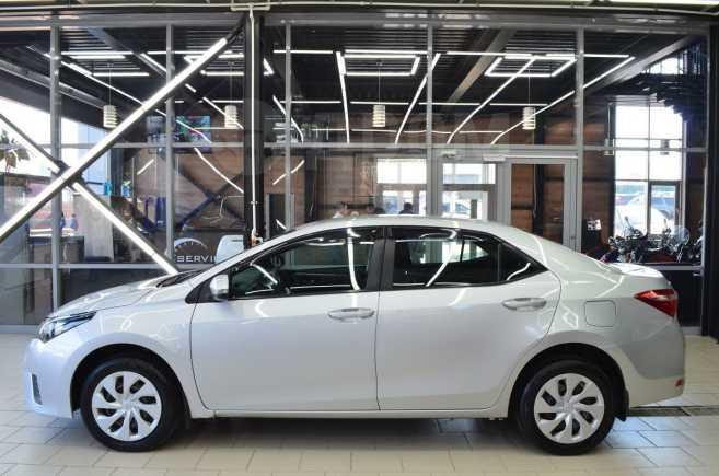 Toyota Corolla FX, 2013 год, 649 000 руб.