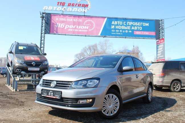 Volkswagen Polo, 2019 год, 760 000 руб.
