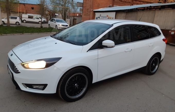 Ford Focus, 2015 год, 860 000 руб.