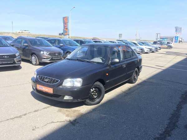 Hyundai Accent, 2007 год, 199 000 руб.